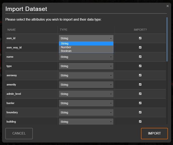 import_dataset