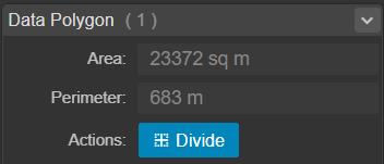 Data polygon