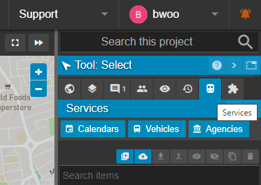 services tool